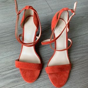 RAYE high heel sandals